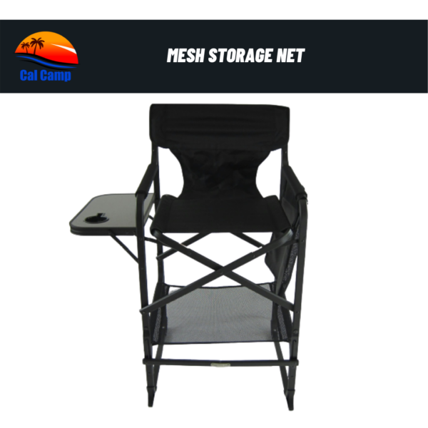 Model # 68XLTT – Heavy Duty Tall Directors Chair