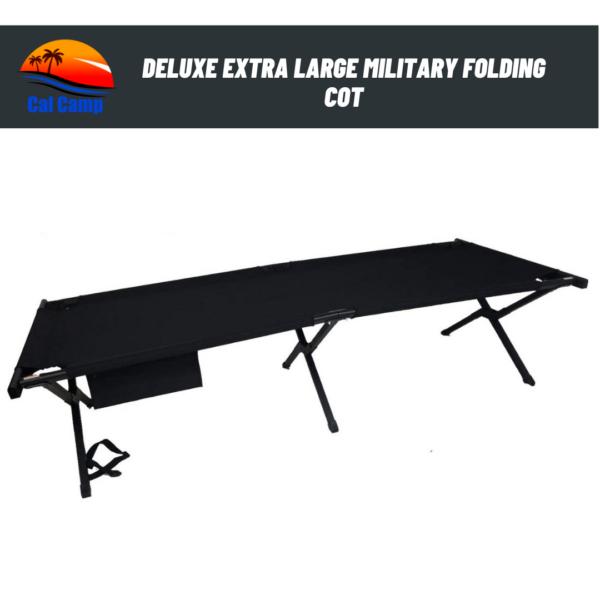 Raptor Military Folding Cot