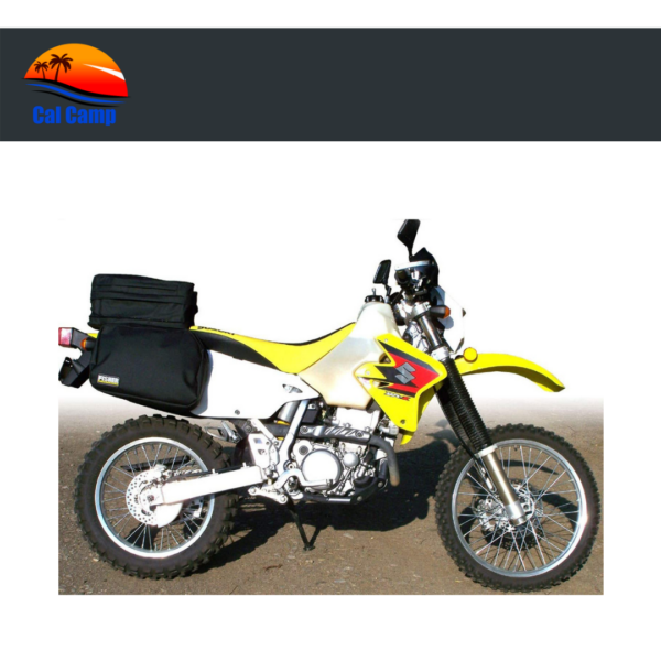 Rear Luggage Utility Rack – Compatible with Suzuki DRZ400S/SM (2000-2019)
