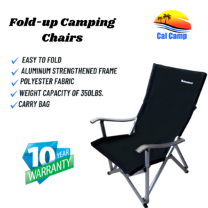 fold up camping chairs