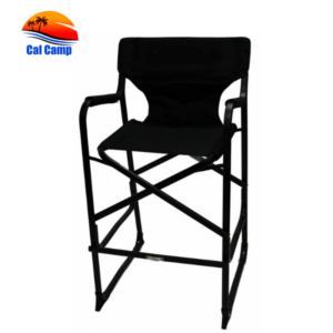 tall directors camping chair
