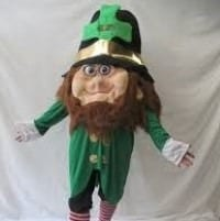 The Little People Leprechaun Illusion