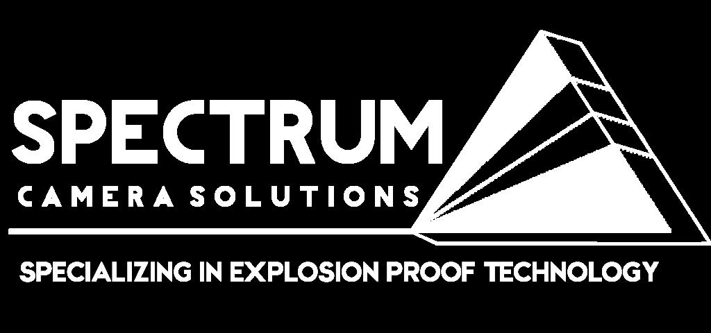 Spectrum Camera Solutions logo in white overlay