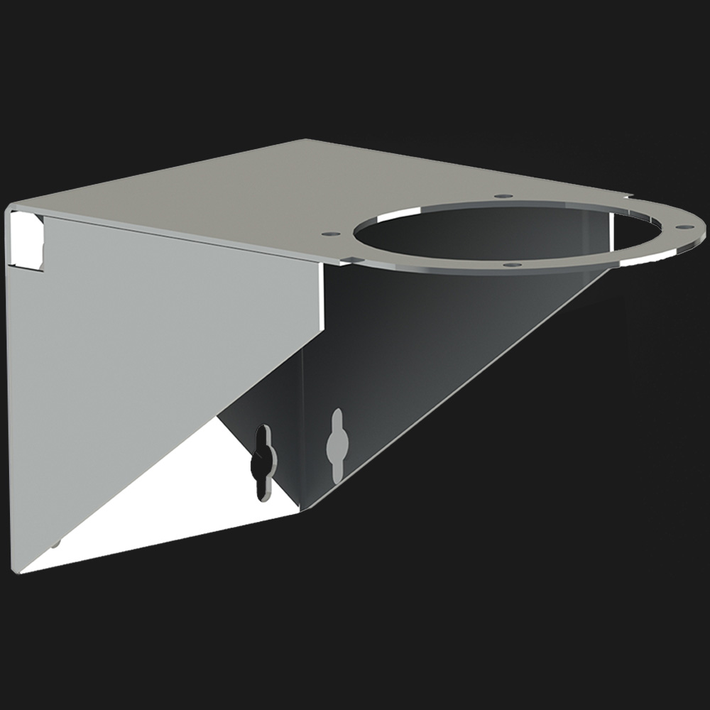Stainless Steel Wall-Mount for Explosion-Proof Dome Cameras