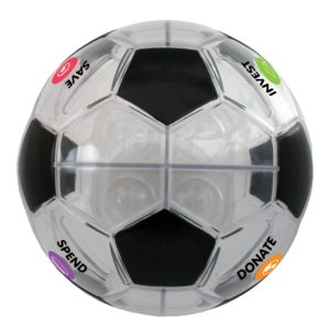 Win a Money Savvy Soccer Ball