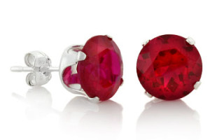 Ruby Earrings FREE just pay Shipping!!