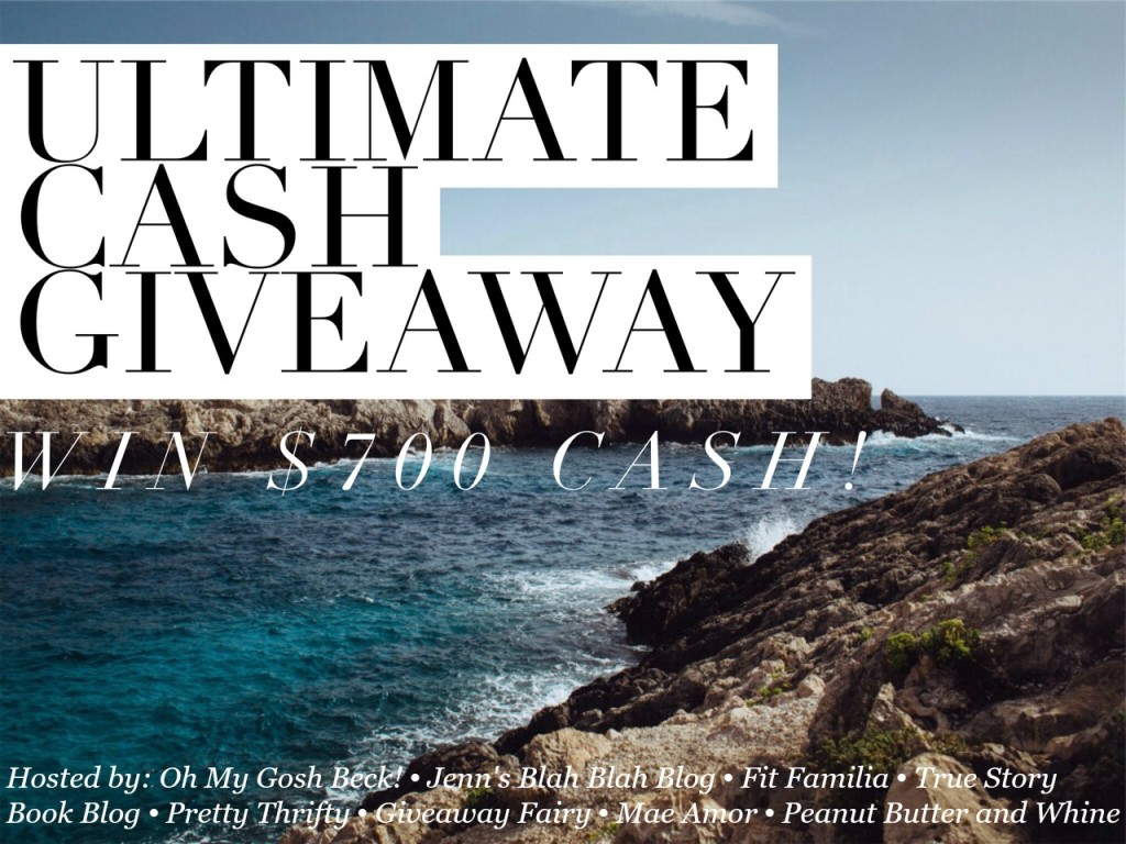 Ultimate Cash Giveaway - January