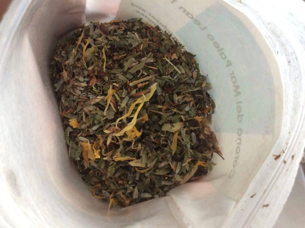 Newport Skinny Tea