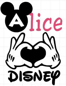 Disney T-shirt Design