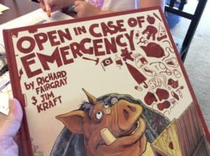 Open In Case of Emergency