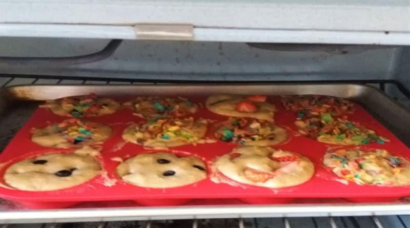 Anitiz Silicone Muffin Pan