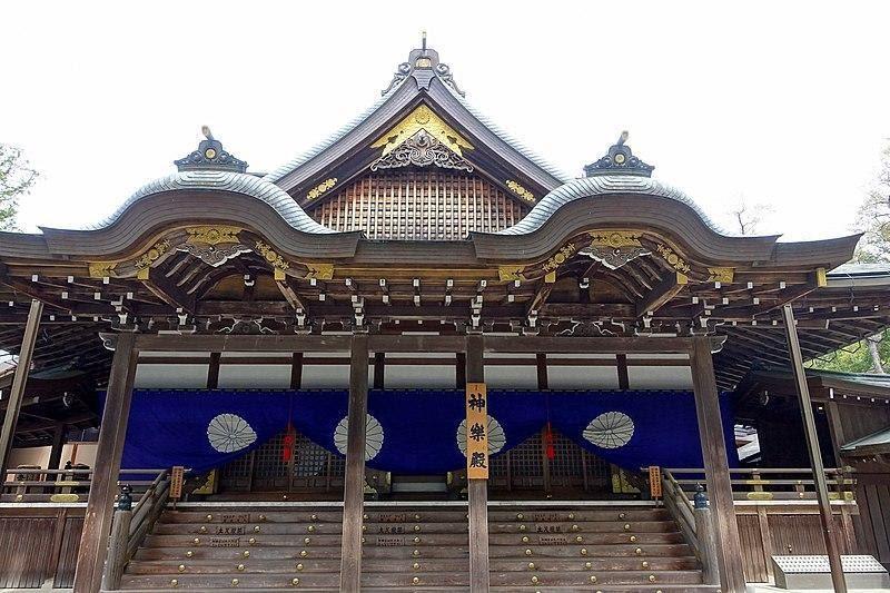 Ise Jingu, Japan