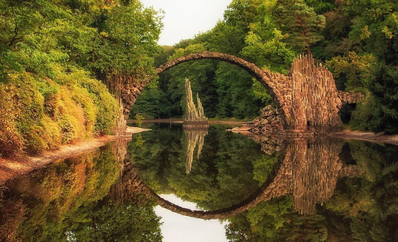 The Devil's Bridge, Germany