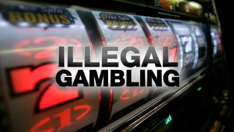 illegal gambling operation