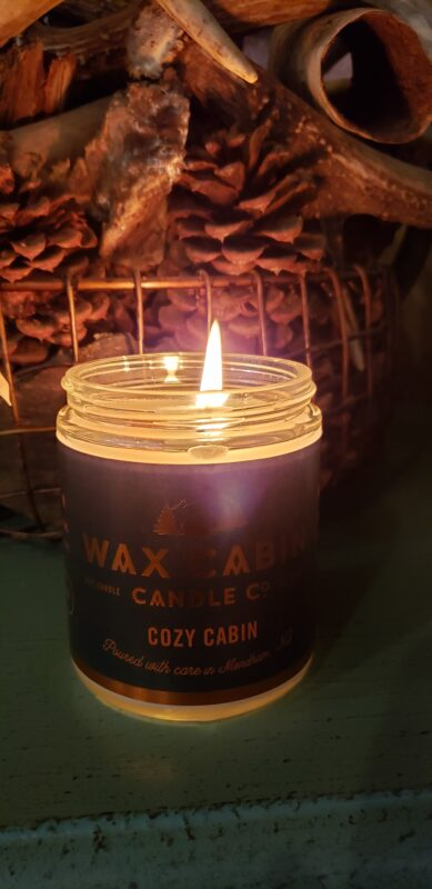 Cozy Cabin Candle Co