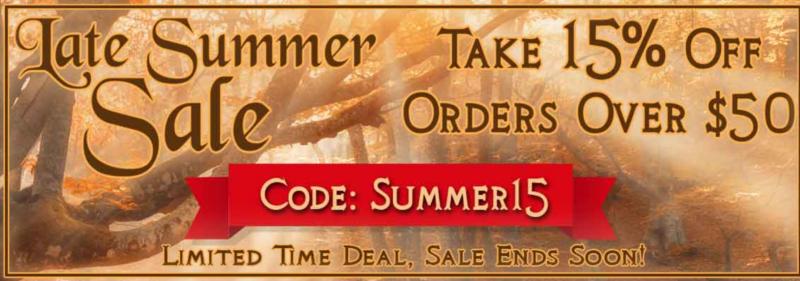 medieval collectible coupon code