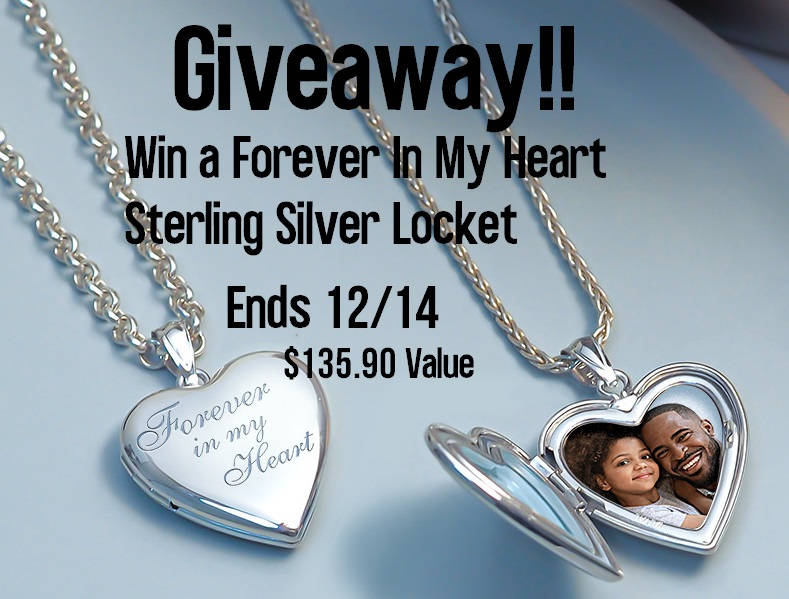 Forever In My Heart giveaway