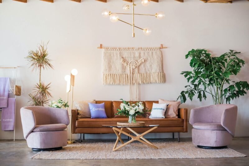 Stylish livingroom