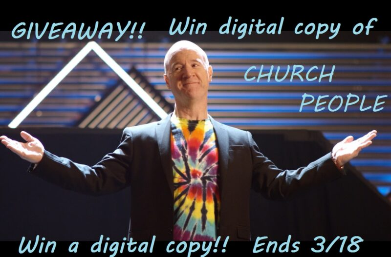 Church People Giveaway