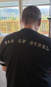 man of steel t