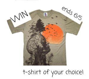 Win A TVStoreOnLine Tshirt