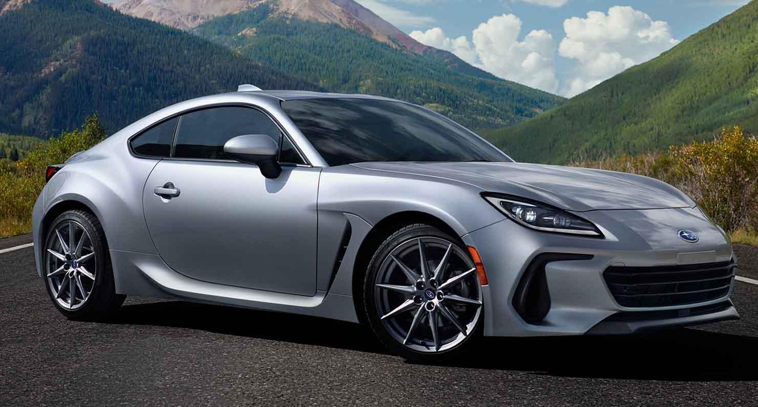 The All New Subaru BRZ 2022