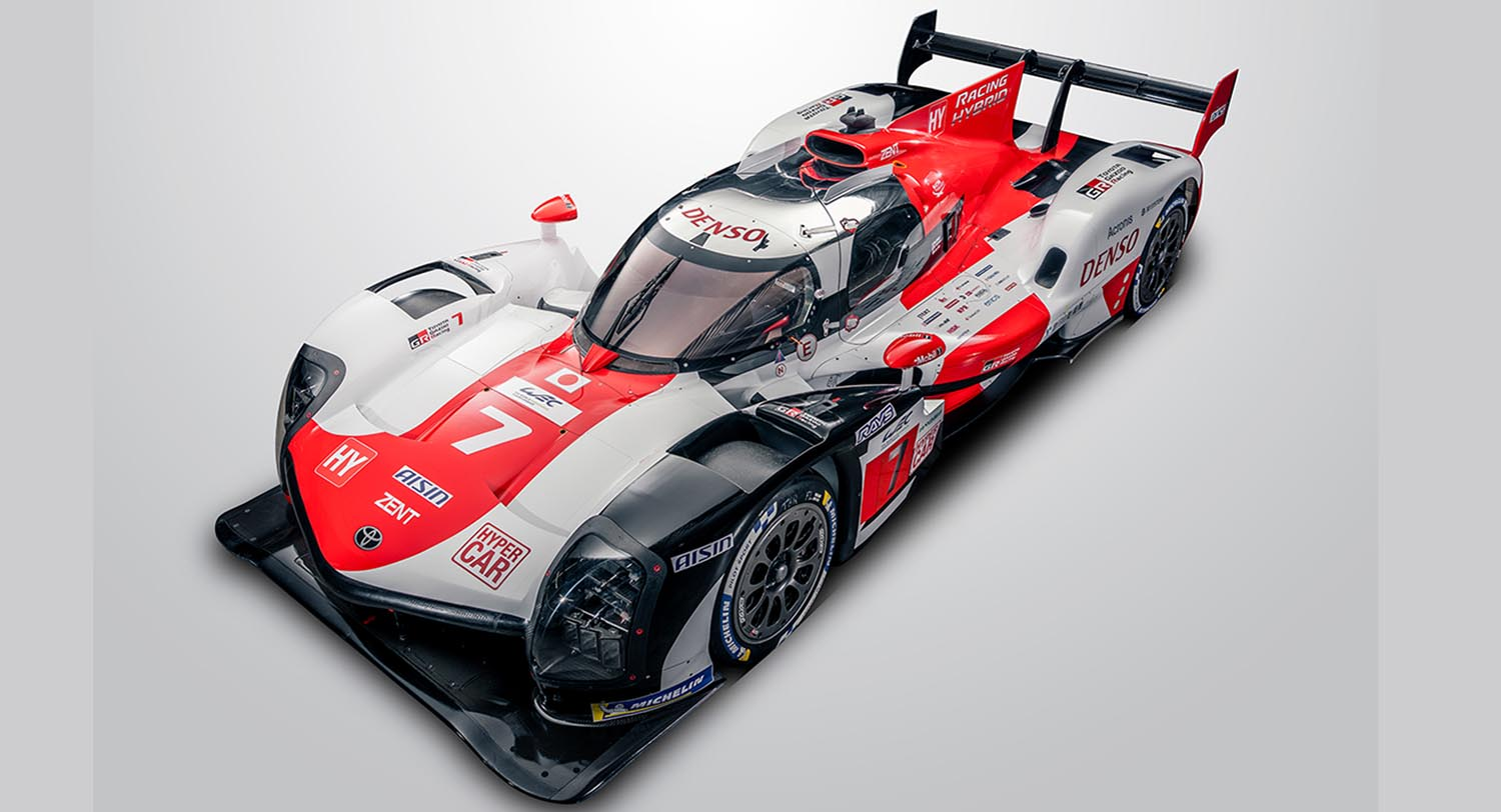 Toyota Introduces New Le Mans Hypercar and Confirms 2021 line-up