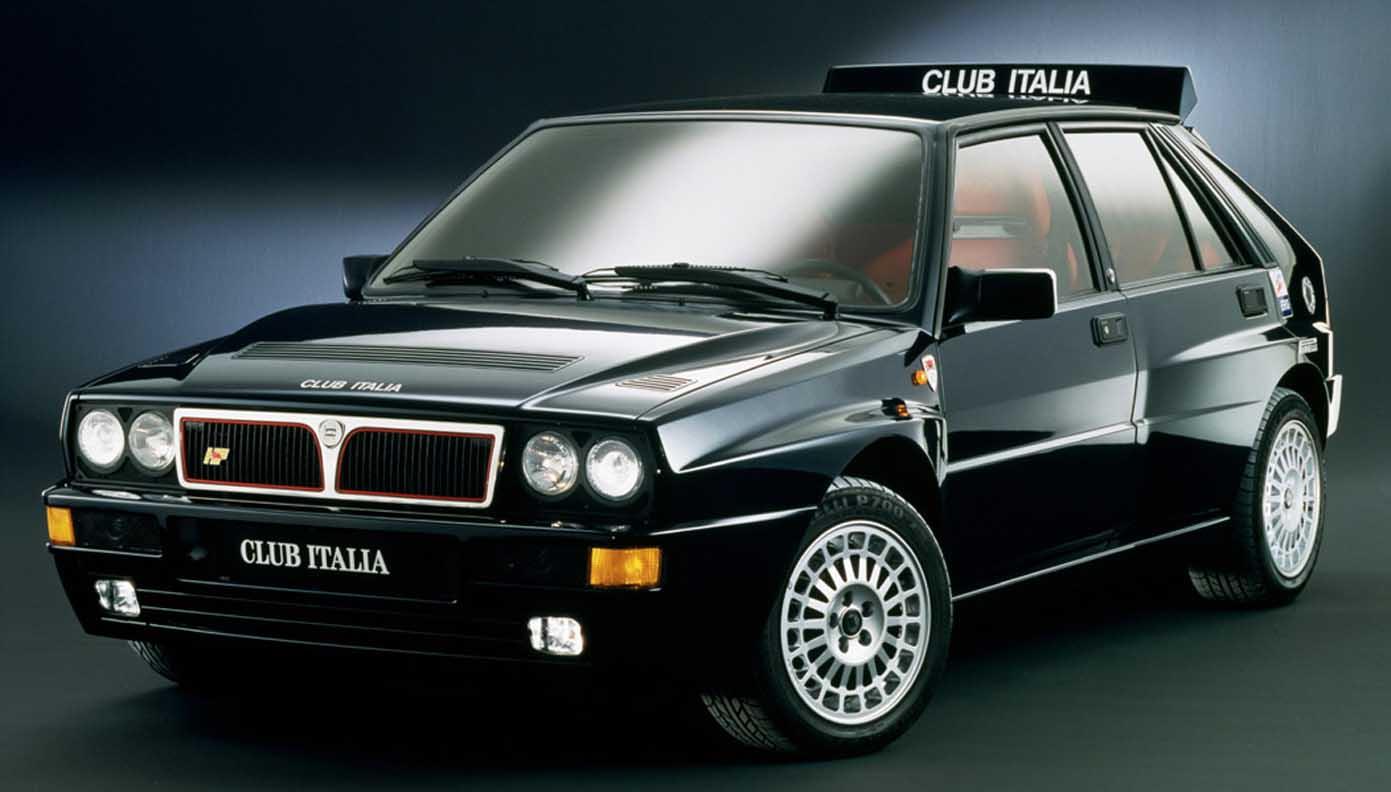 Lancia Delta Integrale – The Irreplaceable Hot hatch