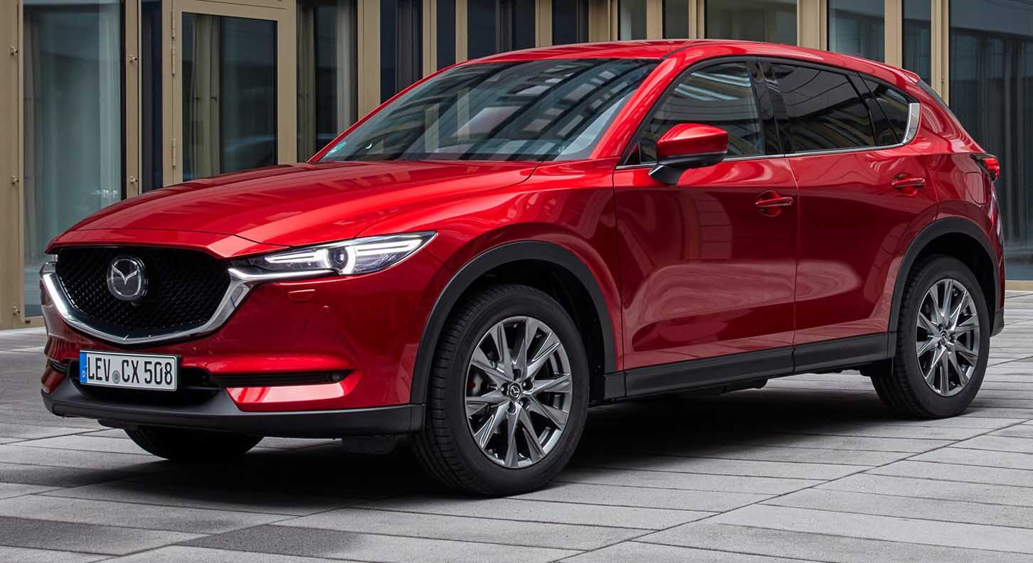 Mazda CX-5 Excels In 100,000-Kilometre Endurance Test
