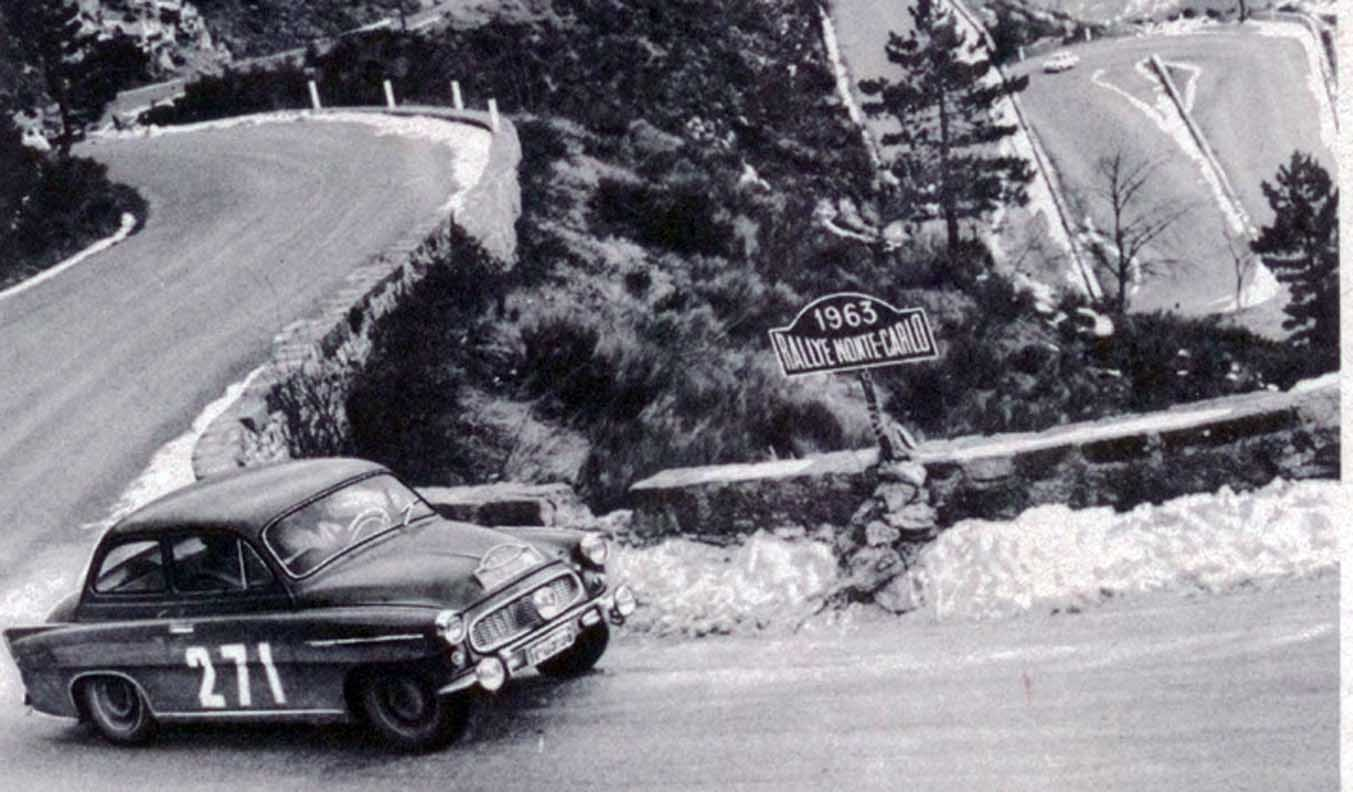 85 years of success: ŠKODA at the Monte Carlo Rally
