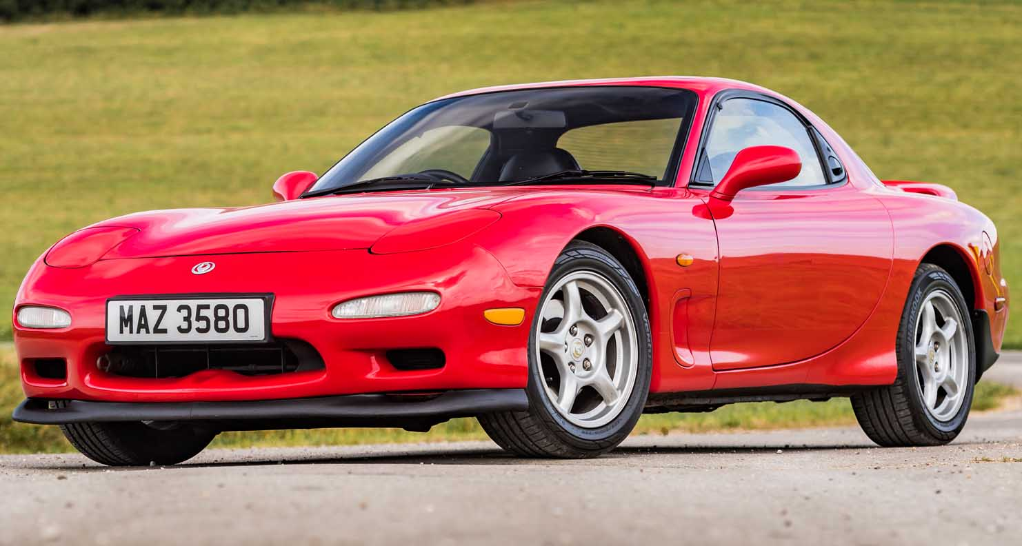 Mazda – Blasts From The Past