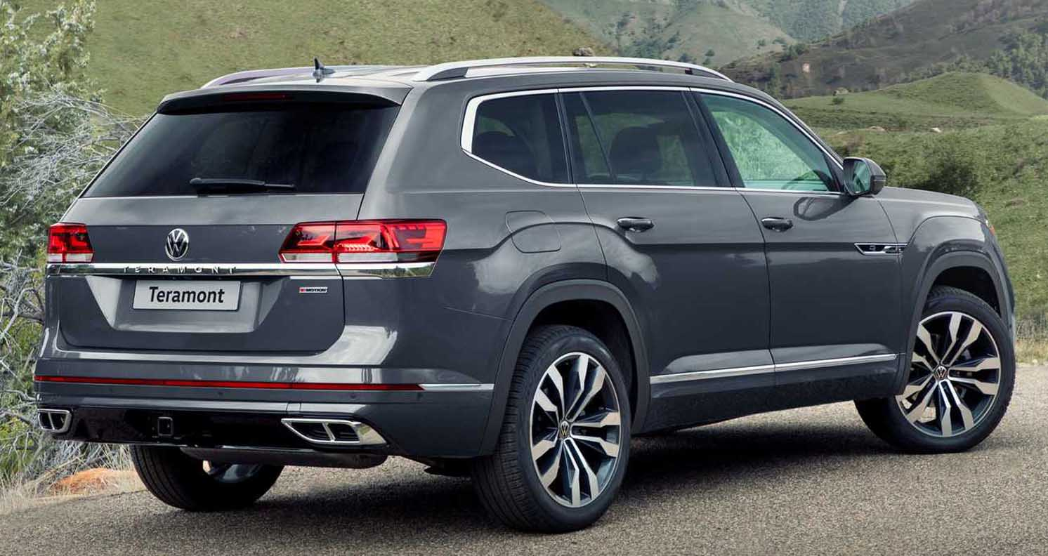 The New Volkswagen Teramont: Ultimate Comfort And Versatility Coming Soon To The Kingdom Of Bahrain