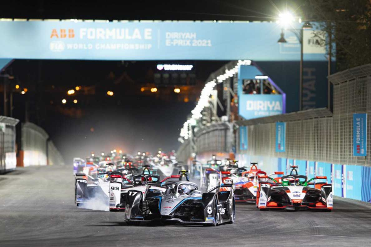 Formula E – Bird Flies To Victory As Jaguar Ace Lights Up Diriyah
