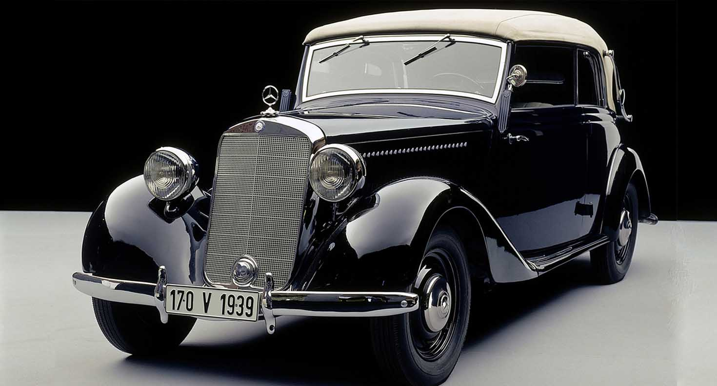 Mercedes-Benz 170 V: Multifaceted Qualities Make The Car A Sales Success