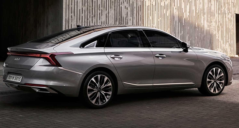 Kia K8 Interior – Modernity And Technology Meet In A Luxury Sports Sedan