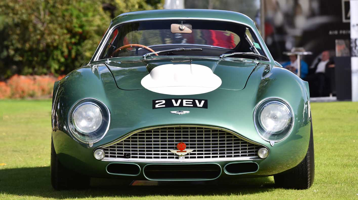 Concours Of Elegance Reveals Special Display In Honour Of Queen's 95th Birthday
