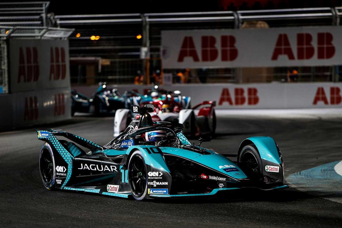 Formula E 2021 – Bird Soars In Saudi With Debut Victory For Jaguar