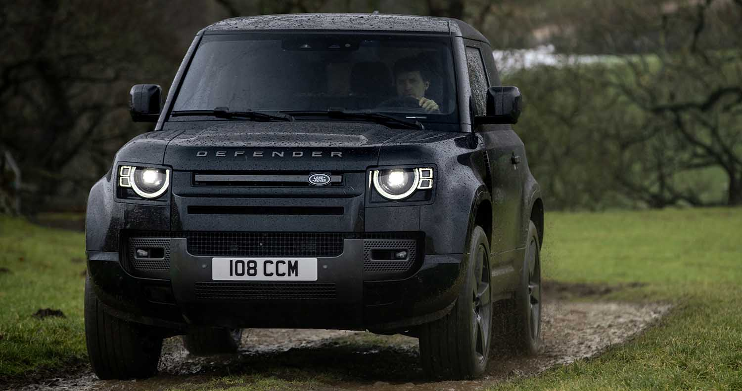 Land Rover Defender 90 V8 2022 – New Levels Of Driver Engagement And Agility