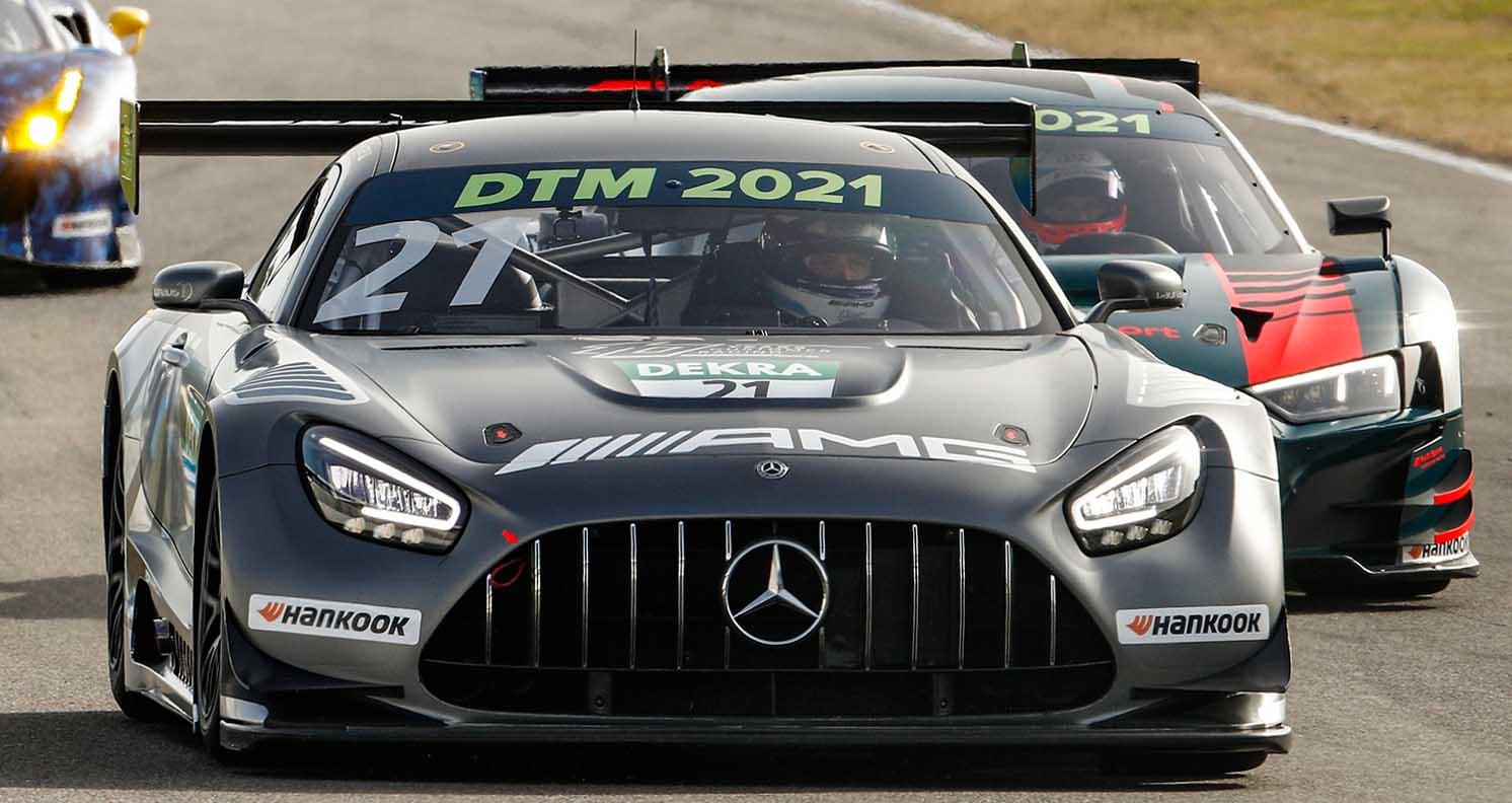 Mercedes-AMG Motorsport Will Be Competing With Customer Teams In The DTM