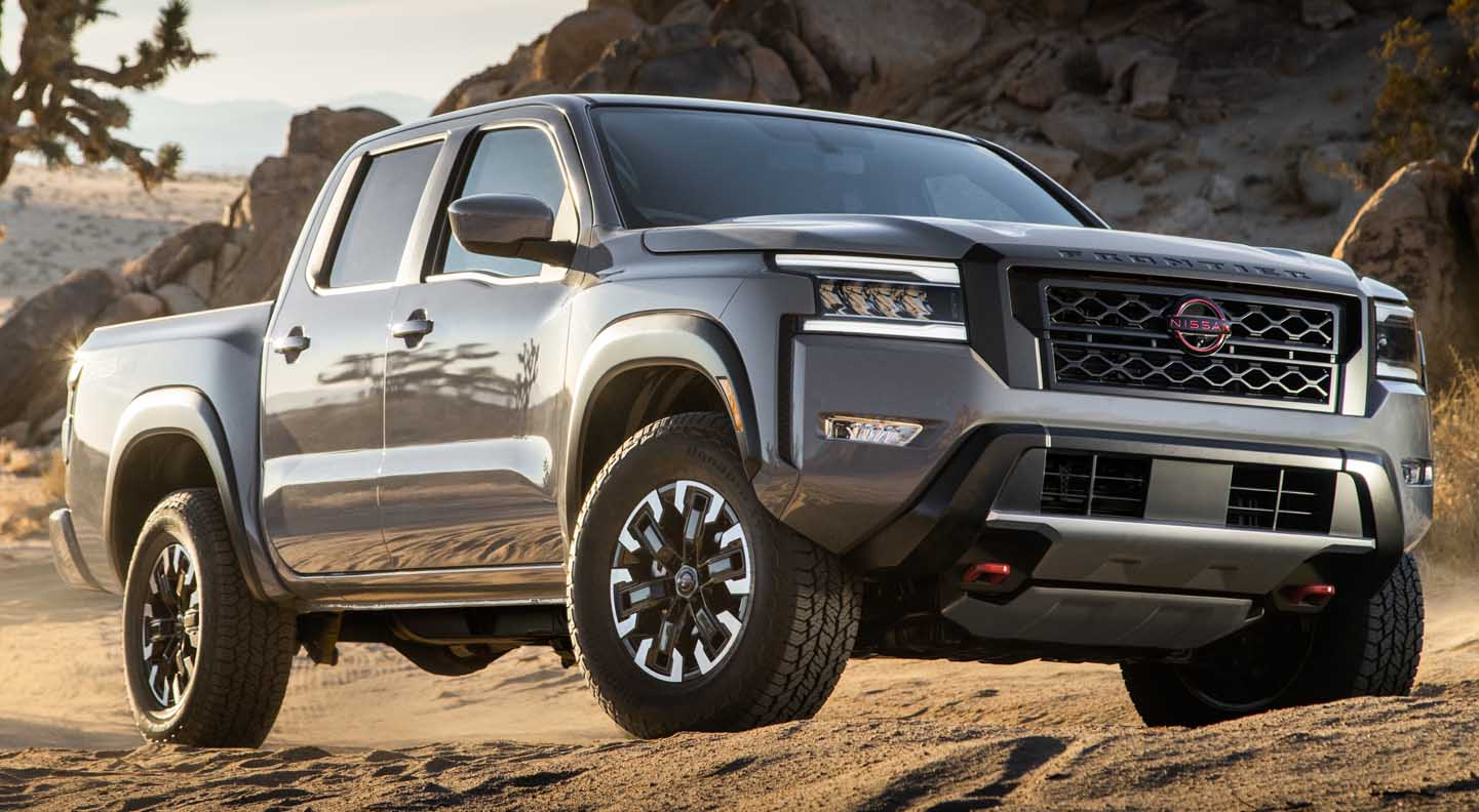 Nissan Frontier 2022 – Aggressive And Confident Everywhere