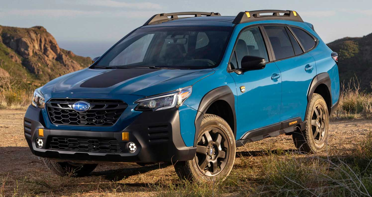 Subaru Outback Wilderness (2022) – The Most Capable Outback Ever