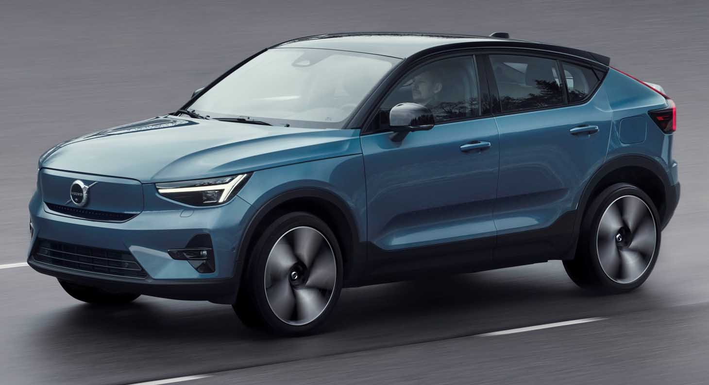 Volvo C40 Recharge 2022 – The Commitment To A Zero-Emission Future