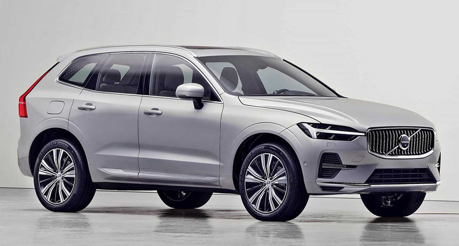 Volvo XC60 (2022) – More Intelligent Than Ever