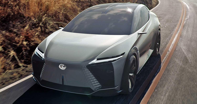 Lexus LF-Z Electrified – A BEV Concept Car Symbolising The Next-Gen Of Lexus