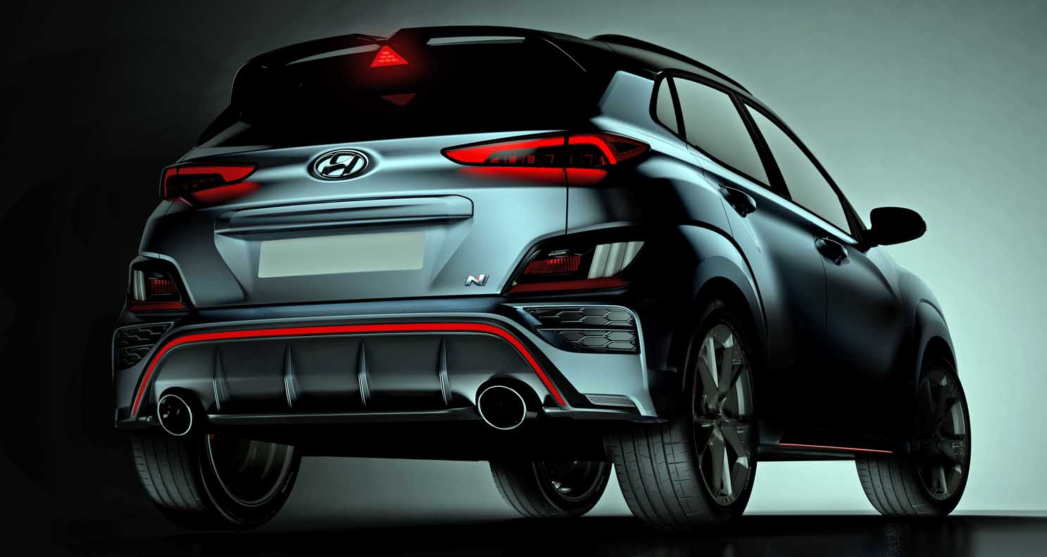 """Hyundai Motor to Unveil the All-New KONA N at """"N Day"""" Digital Event"""