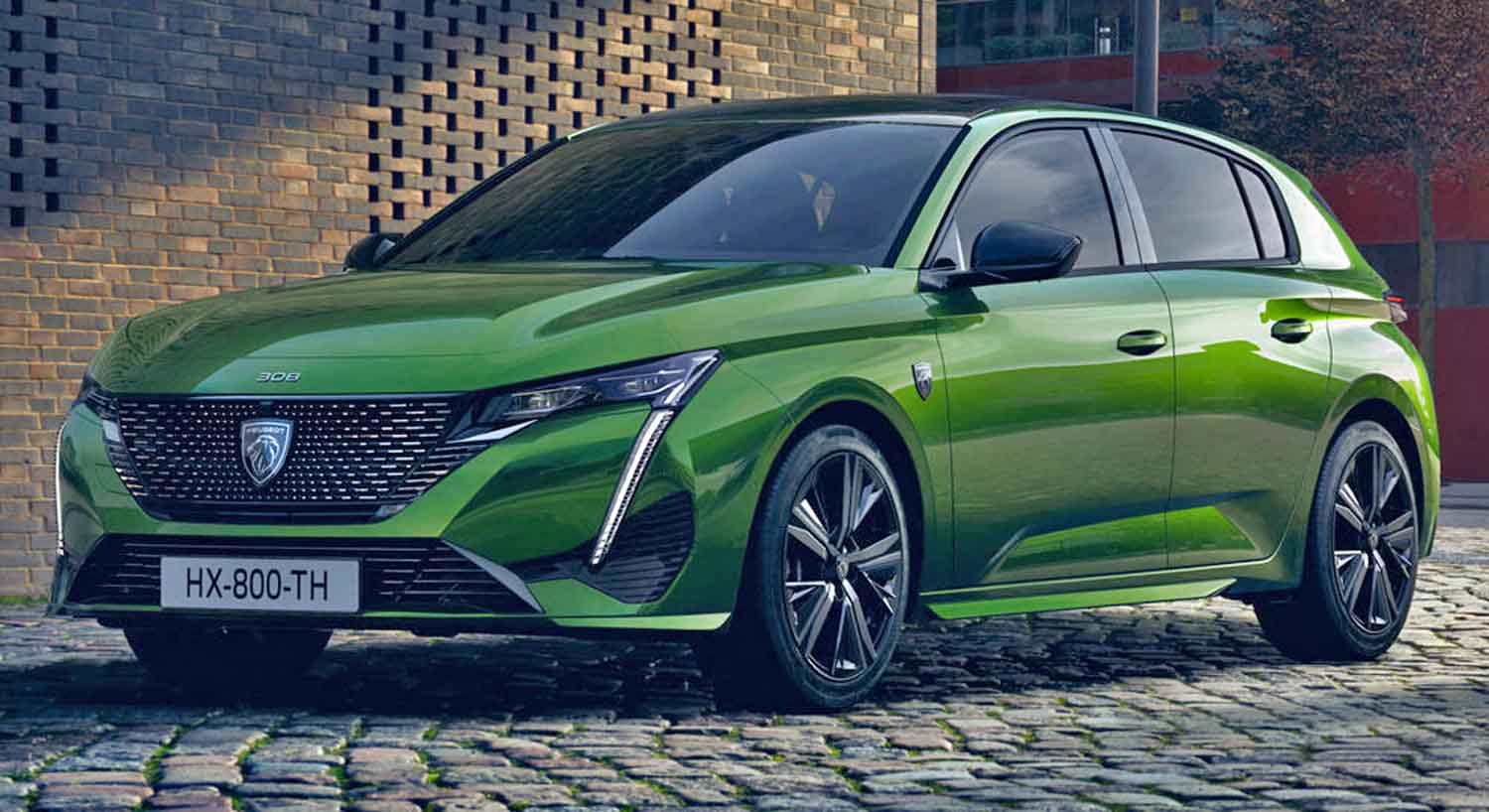 New Peugeot 308 70 % Of Peugeot Models Electric In 2021