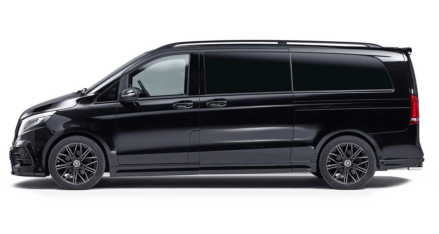 Mercedes Benz Lumma CLR-V – Sports Character Meets Versatility