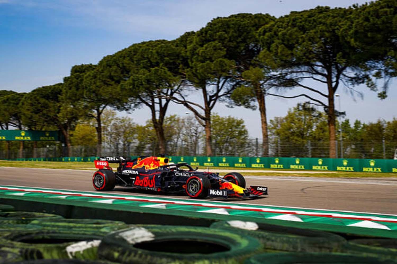 F1 – Verstappen Quickest In Final Practice For Emilia Romagna Grand Prix