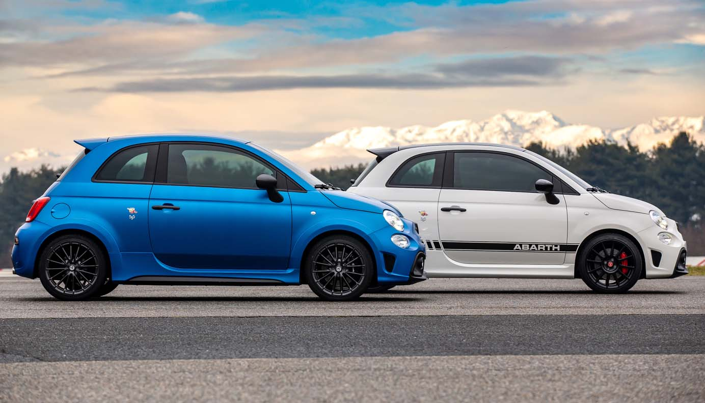 """Double success for Abarth in the """"The Best Brands"""" competition of German magazine AUTO BILD"""