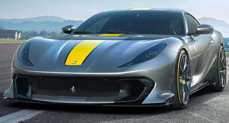 New Ferrari Limited-Edition V12 – the ultimate expression of Ferrari Berlinetta